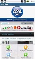 Screenshot of Argentina NeWs 4 All
