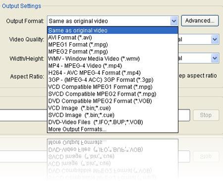 Phần mềm cắt video chuyên nghiệp Ultra Video Splitter - Thủ thuật đó đây