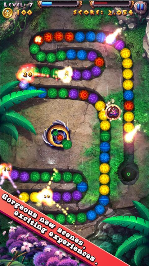 Marble Blast Mania Android Apps On Google Play