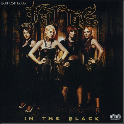 Kittie - In The Black (2009)