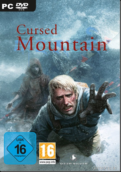 Cursed Mountain PC Cover