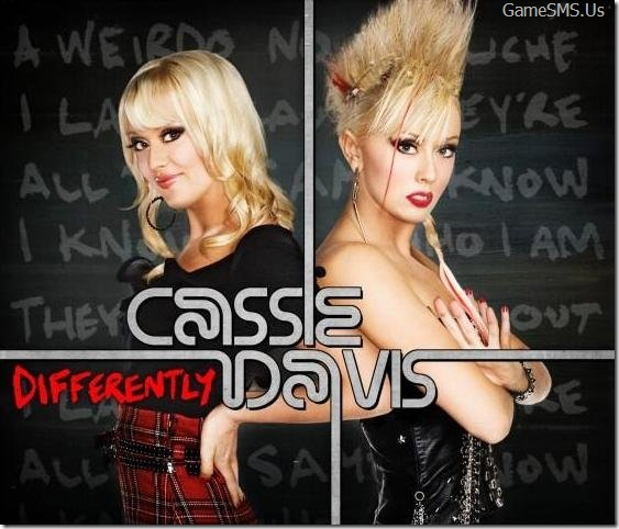 Cassie Davis-Differently-(Limited Edition)-(Repack)-2009-CaHeSo