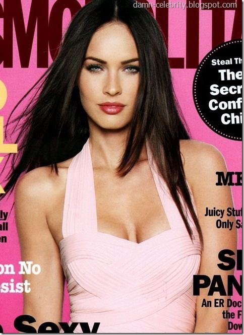 Megan Fox Cover Cosmopolitan Magazine