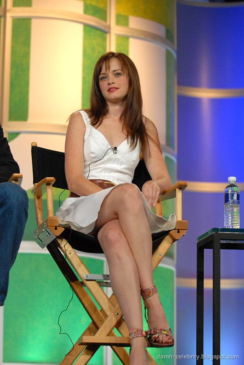Alexis Bledel  at SummerTCA
