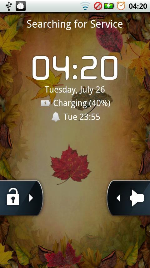 Fall Leaves for Thanksgiving screenshot #3