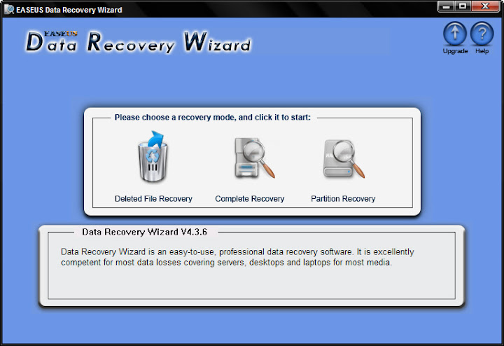 easeus data recovery free download crack