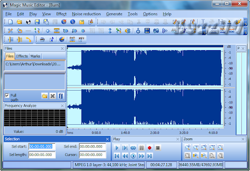 Download Magic Music Editor 8 With Free License Key