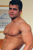 Benny Ryder Adorable Muscle Hunk from MuscleHunks HD