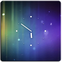 Nexus ICS Minimal Analog Clock icon