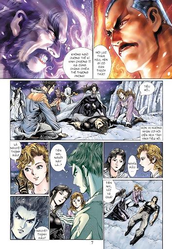 Tân Tác Long Hổ Môn Chap 121 page 7 - Truyentranhaz.net