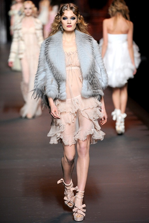 Wearable Trends Christian Dior Ready To Wear Fall 2011
