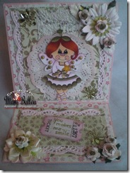 Delightful Challenges Fairy Sugarplum Easelcard full 3a