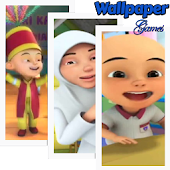 Wallpaper Games Upin Ipin