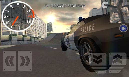 Police-Car-Street-Driving-Sim 16