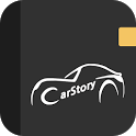 CarStory - Car Management,Fuel icon