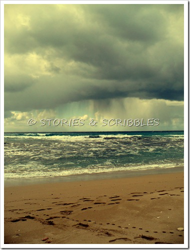 Golden Bay - Stormy Seas 011