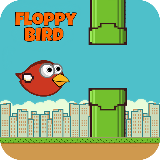 软盘鸟 街機 App LOGO-硬是要APP