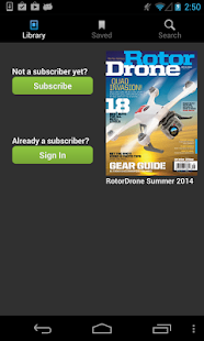 RotorDrone Magazine- screenshot thumbnail