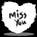 Miss You Mood Theme HD icon