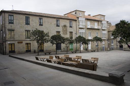 Plaza de Teucro Foto