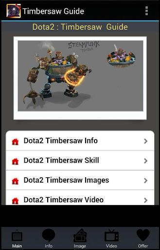 【免費媒體與影片App】Timbersaw Guide-APP點子