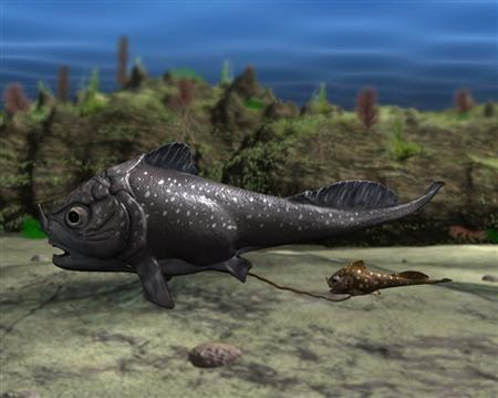 性生活 三亿八千万年前登场
