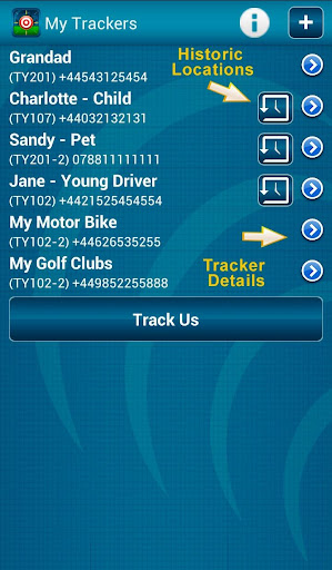 Track Your GPS Tracker - Free