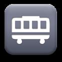 Train Berth Position icon