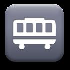 Train Berth/Seat Position icon