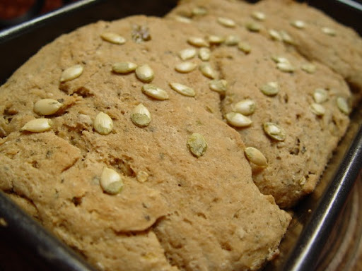 Whole Grain and Seed Khara Bread