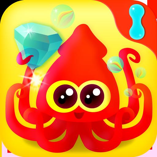 Aqua Ruby LOGO-APP點子