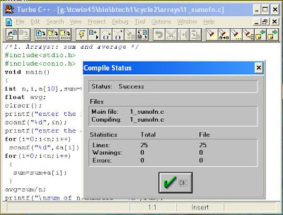Turbo C++ v4 5, Download & Install Procedure | GlumChums