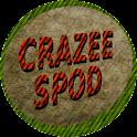 Crazee Spod! logo