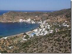 Vathy, Sifnos, Cyclades,Greece