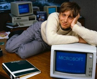 Bill Gates Regular Guy