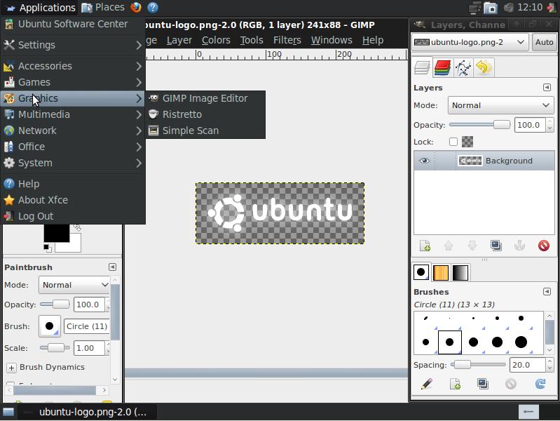 Xubuntu 10 04 (Lucid) Beta 1 Screenshots Tour ~ Web Upd8