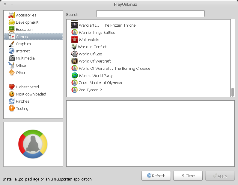PlayOnLinux 3 7 6 Released, Finally Compatible With Ubuntu