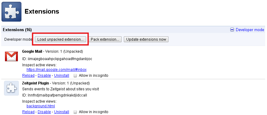 Chrome Extension For Sezen (Zeitgeist) ~ Web Upd8: Ubuntu / Linux blog
