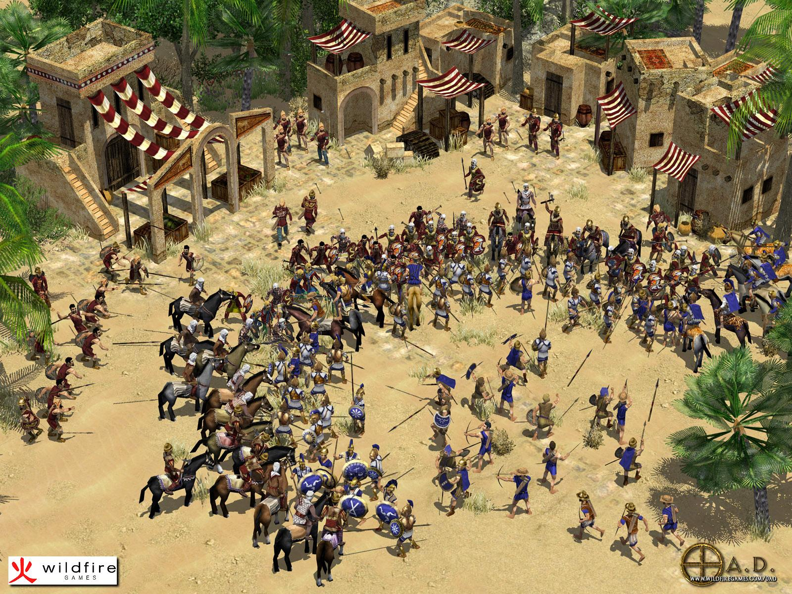 Install 0 A D  (Age Of Empires Open Source Clone) Pre Alpha