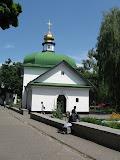 """Полтава. Спасская церковь - """"церковь в футляре"""""""