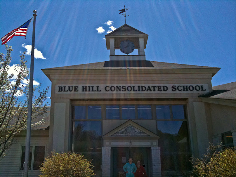 Blue Hill Consolidated School, Maine