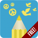 Peace Draw Free icon