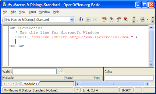 April Fools' Day Pranks - OpenOffice org Ninja