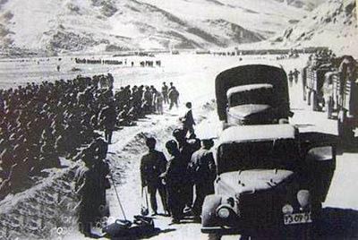 边防军在藏南集结,给入侵印军致命打击