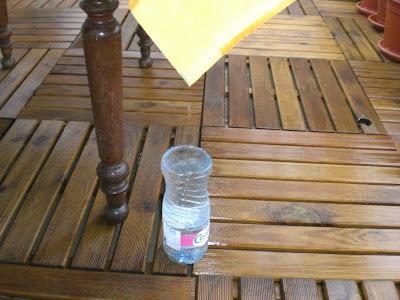 Recupération d'eau