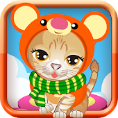 Kitty Cats: Dress Up & Play
