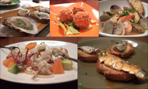7 Fishes Christmas Eve Italian Recipes.Feast Of The Seven Fishes The Comic Strip Menu In Progress