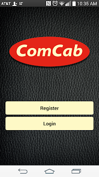 ComCab Aberdeen APK screenshot thumbnail 1