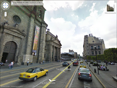 Alcalde y Juarez (Tomado desde Google Street View)