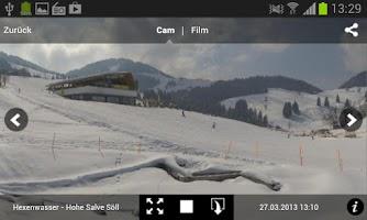 Screenshot of Wilder Kaiser 360°